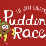 Saturday 8 December — Great Christmas Pudd Race — in London's Covent Garden